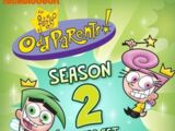 The Fairly OddParents: Season 2 DVD