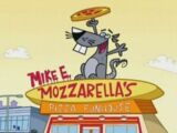 Mike E. Mozzarella's Pizza Fun House