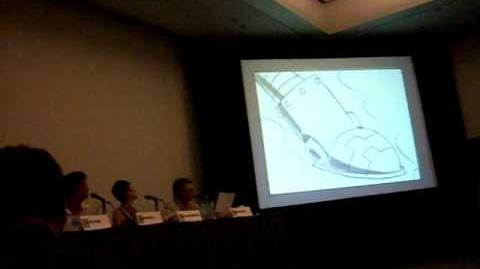 """""""The Fairly OddParents"""" - """"King Chang"""" Storyboard Performance @ Comic-Con 2008 Panel"""