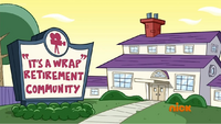 It's a Wrap Retierment Community