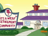 """It's a Wrap"" Retirement Community"