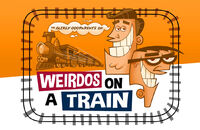 Titlecard-WeirdosOnATrain