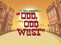 Titlecard-Odd Odd West