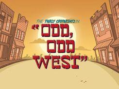 Titlecard-Odd Odd West