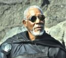 Steampunk Morgan Freeman