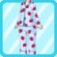 SFG Strawberry Pajamas sky blue