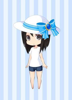 FZ Blue Sky Summer Hat preview