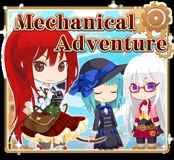 Mechanical Adventure big banner