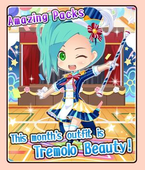 Tremolo Beauty banner