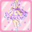 FFG Fragrant Lavender Dress purple