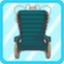 SSG Retro Wheelchair blue