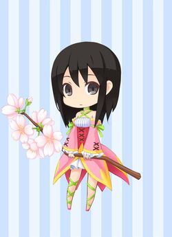 HFEG Sakura Fairy preview