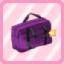 SFG Schoolbag with Star purple