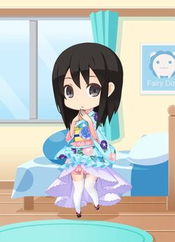 AUG 2015 Flowing Yukata preview