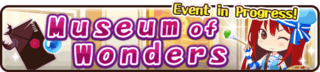 Museum of Wonders minibanner