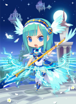 Valkyrie of Holy Blue Sky set