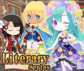 Literary Series banner