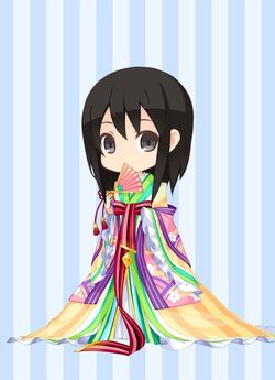 HC Kaguya 12-Layer Kimono preview