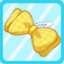 DG Chequered Ribbon Yellow