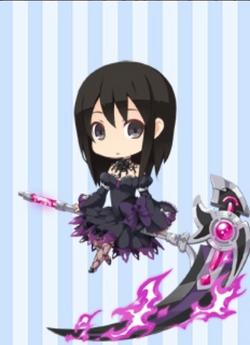FFG Dark Fairy of Black Flower Preview