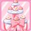 FRDG CupcakeTowerPink