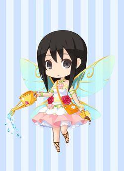 HC Falling Flower Fairy Dress preview