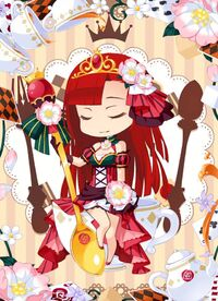 DCG Russian Tea outfit