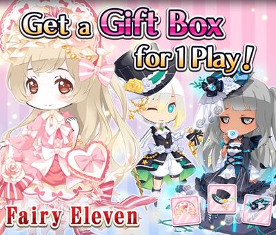 Fancy Fairies banner