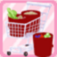 FZEG ShoppingTrolleyred