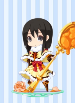 TPG Apricot Jam Fairy Preview