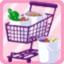 FZEG ShoppingTrolleypurple