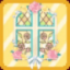 PBK Happy Rose Stained Glass