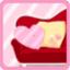 SG Valentine-StyleRedSofa