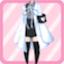 SFG Doctor Girl white & gray