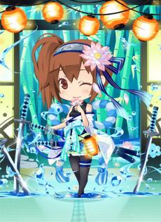 Waterlilysamuraifairy