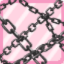 LE Cursed Golden Chains black style