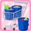 FZEG ShoppingTrolleyblue