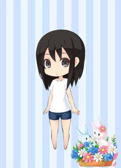 FZ Fancy Flower Rabbit preview