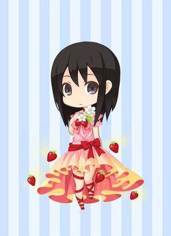 DCG Strawberry Tea Dress preview
