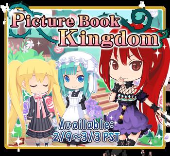 Picturebook Kingdom big banner