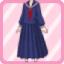 SFG Bad Girl Sailor navy