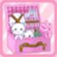 CTSG Picnic Basket pink