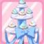 FRDG CupcakeTowerBlue