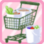 FZEG ShoppingTrolleygreen
