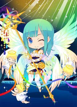 Star Rainbow Seraph Set