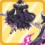 FFG Dark Fairy of Black Flower