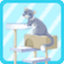 RDS Cat Tower grey