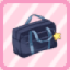 SFG Schoolbag with Star navy blue