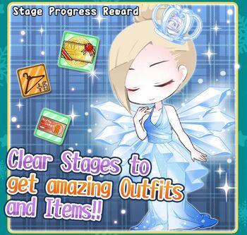 HXM stage rewards