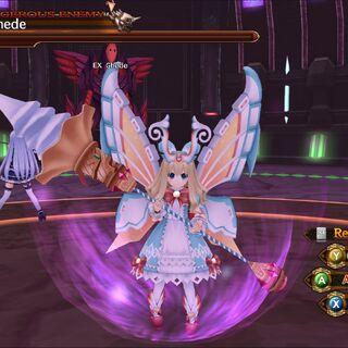 Lola as fairy